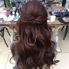 Haar Opsteken Bruiloft Gast Nieuw Wedding Hair Half Up Half Down