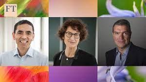 Özlem Türeci: 'Inspiring people is part of the job' I FT - YouTube