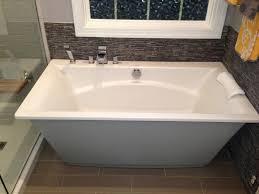 freestanding whirlpool tub  home design by john