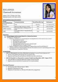 Resume Format 2017 Unique Resume Format For Teachers In India Best Resume Collection