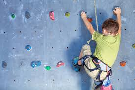 rock climbing for kids the benefits
