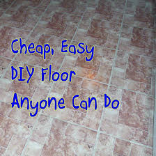 how to lay l and stick vinyl tile flooring