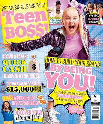 Listen magazine for teens