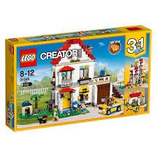 LEGO Creator Modular Family Villa - 31069 | Kmart | Lego creator, Lego,  Family villa