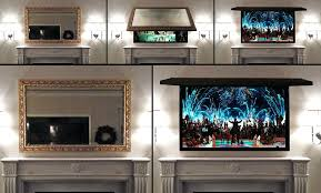 cabinet tv covers framed mirror diy mirror cabinet tv cover