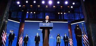 DOSSIER. Entre Donald Trump et Joe Biden, une transition sous haute tension