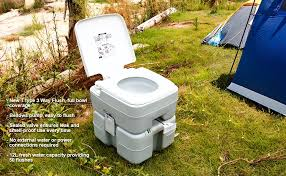 best portable camping toilet seat to