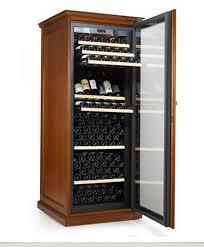 eurocave performance 283 elite wine cellar elm glass