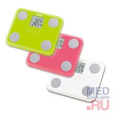 <b>Весы</b> анализатор состава тела <b>Tanita BC</b>-<b>730</b> купить в «Мед ...