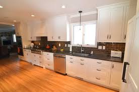 Oak Floor Kitchen Wooden Floor White Kitchen Cabinets For Indian Cooking Home
