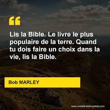 Lis La Bible Le Livre Le Plus Populaire De La Terre Quand Tu