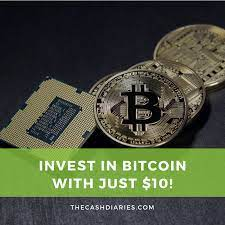 By now, i'm pretty sure you are close to making your first bitcoin investment. How To Invest In Bitcoin With Just 10 The Cash Diaries