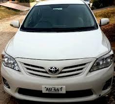 Toyota Corolla GLi 1.3 VVTi 2013 for sale in Islamabad   PakWheels