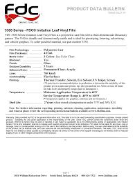 Fdc Color Chart Fdc 3300 Series Imitation Leaf Vinyl Film American Sign