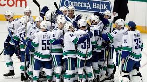 Sports Team Schedule Maker At First Glance Canucks Catch A Break From Nhl Schedule