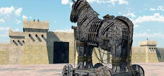 Image result for photo of trojan