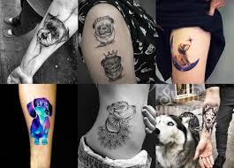 любовь к собакам это навсегда идеи татуировок для собачников