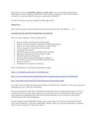 Incident Report Memo Sample Magdalene Project Org