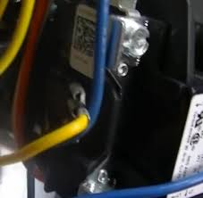replacing a relay contactor on a heat pump hvac how to low voltage 2 · hvac contactor relay