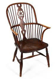 windsor high back armchair bonhams