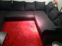 Wohnlandschaft Große Couch In Grau
