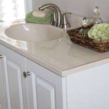 glacier bay lancaster 36 in vanity in white with colorpoint vanity top in maui