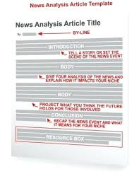 Newspaper Article Template Free Free Blank Newspaper Sample Template For Kids Printable Article