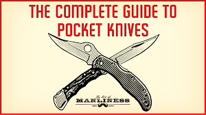 Pocket Knives Types Blades And More Art Of Manliness