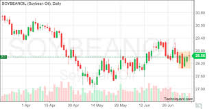 Soybean Oil Chart Techniquant Soybean Oil Soybeanoil Technical Analysis