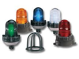 Federal Signal Lights Strobe 151xst Hazardous Location Warning Light Federal Signal