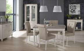 grey dining room chairs. bentley designs montreux grey washed oak and soft dining set - 140cm extending table with room chairs a