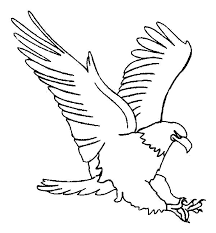 Small Picture Harpy Eagle Coloring Page Printable Eagle Coloring Pages For Kids
