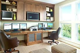 custom office desks for home. Custom Office Desk Built Home Beach Style With In Desks . For