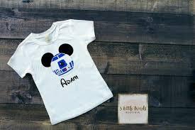 Disney Star Wars R2d2 Mickey Ears Shirt Star Wars Disney Family Vacation Disney Family Shirts