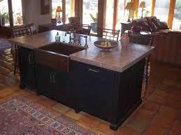 Dark Wood Kitchen Dark Wood Kitchen Island Quicuacom