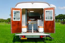 Diy travel trailer Caravan 4 Fieldsleeper International Tinycampereu 15 Of The Coolest Handmade Rvs You Can Actually Buy Campanda Magazine