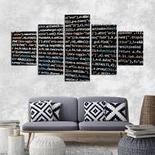 coding multi panel canvas wall art on 7 panel canvas wall art with coding multi panel canvas wall art elephantstock