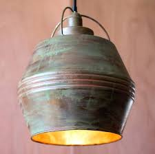beautiful imperative home decor hammered copper pendant light bathroom wall storage l lights industrial ceiling fans