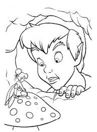 Small Picture coloriage peter pan COLORING PAGES FOR CHILDREN Pinterest