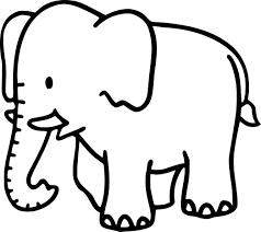 Coloriage Dessin Elephant L Duilawyerlosangeles