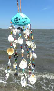 beach wind chimes seashell crafts beach cottages crafts beach wind chimes s moon moon recycling sea beach wind chimes