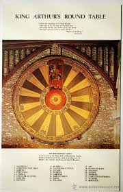 king arthur s round table the winchester table postales