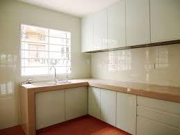 Aluminium Kitchen Cabinet Kepong Small Kitchen Design Xinmis