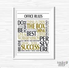 art for office walls. Office Wall Art Motivational Decor Inspirational Quote Inside For (Image Walls R