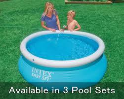 intex easy set pool. Intex 6 X 20 Easy Set Pool
