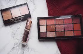 first impressions makeup revolution concealer eyeshadow palette contour kit