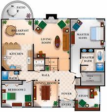 color floor plans with dimensions. Fine Floor Residential Colored Floor Layouts For Color Floor Plans With Dimensions O