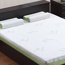 twin mattress topper. LANGRIA 3-Inch Twin Mattress Toppers Memory Foam Bed Topper CertiPUR-US Certified With F