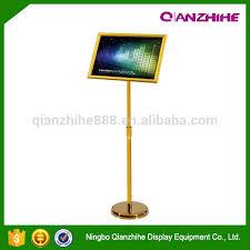 Menu Display Stands Restaurant Stand Menu Board Stand Menu Board Suppliers and Manufacturers at 69