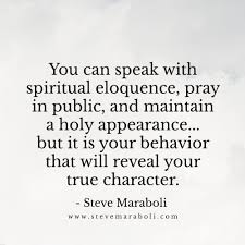 Hypocrite Christian Quotes Best Of You Can Speak With Spiritual Eloquence Pray In Public And Maintain